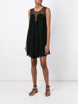 Расклешенное Платье Jay Ahr                                                                                                              чёрный цвет
