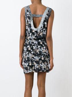 Платье Moonmap Kenzo                                                                                                              чёрный цвет