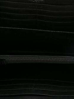 Кошелек Monogram Saint Laurent                                                                                                              черный цвет