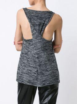 Топ С Закрученным Дизайном Rag & Bone/Jean                                                                                                              черный цвет
