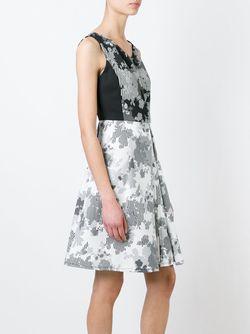 Платье А-Образного Кроя I'm Isola Marras                                                                                                              чёрный цвет