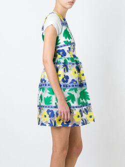 Платье Penelope P.A.R.O.S.H.                                                                                                              белый цвет