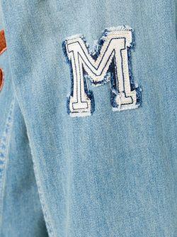 Куртка Purd ISABEL MARANT ÉTOILE                                                                                                              синий цвет