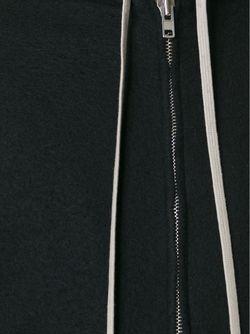 Толстовка На Молнии С Капюшоном Rick Owens                                                                                                              чёрный цвет