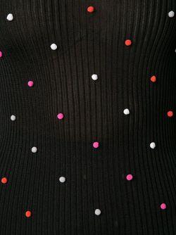 Декорированный Свитер Mary Katrantzou                                                                                                              чёрный цвет