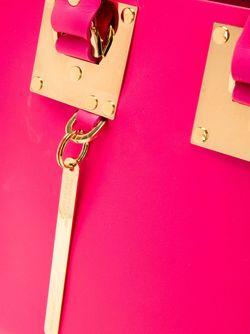 Сумка Через Плечо Albion Sophie Hulme                                                                                                              розовый цвет