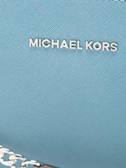 Сумка Через Плечо Jet Set Michael Michael Kors                                                                                                              синий цвет