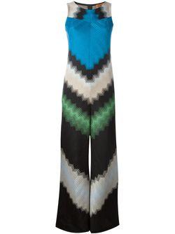 Комбинезон С Зигзагообразным Узором Missoni                                                                                                              многоцветный цвет