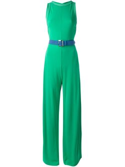 Sleeveless Jumpsuit Dsquared2                                                                                                              зелёный цвет