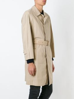 Belted Trench Coat Burberry                                                                                                              Nude & Neutrals цвет