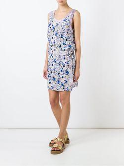 Платье Moonmap Kenzo                                                                                                              многоцветный цвет