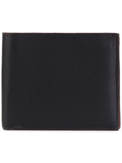 Классический Бумажник Brioni                                                                                                              синий цвет