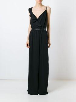 Платье Pantera P.A.R.O.S.H.                                                                                                              чёрный цвет