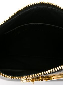Клатч Signature Giuseppe Zanotti Design                                                                                                              чёрный цвет