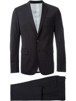 Classic Two-Piece Suit Dsquared2                                                                                                              черный цвет