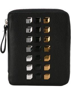 Бумажник С Заклепками Pierre Hardy                                                                                                              черный цвет