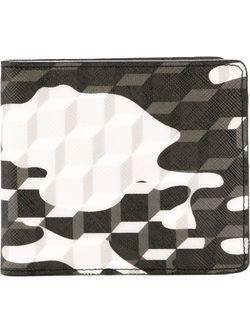 Бумажник Camocube Pierre Hardy                                                                                                              черный цвет