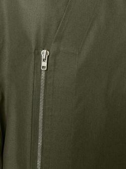 Shroud Jacket Rick Owens                                                                                                              зелёный цвет