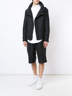 Куртка С Сетчатым Узором PUBLIC SCHOOL                                                                                                              чёрный цвет