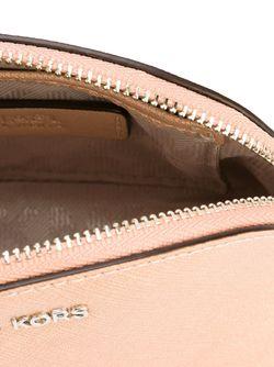 Logo Make Up Bag Michael Michael Kors                                                                                                              розовый цвет