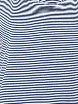 Майка В Полоску Philosophy di Lorenzo Serafini                                                                                                              синий цвет