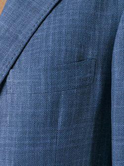 Классический Блейзер Brunello Cucinelli                                                                                                              синий цвет