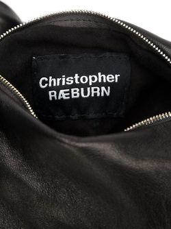 Сумка На Плечо Mutt Christopher Raeburn                                                                                                              чёрный цвет