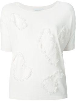Kuna T-Shirt Christian Wijnants                                                                                                              белый цвет