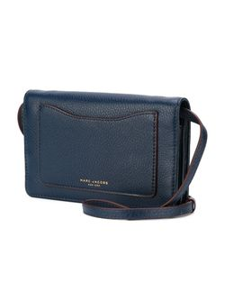 Recruit Crossbody Bag Marc Jacobs                                                                                                              синий цвет