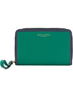 Madison Wallet Marc Jacobs                                                                                                              зелёный цвет