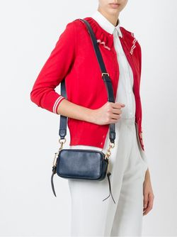 Recruit Camera Crossbody Bag Marc Jacobs                                                                                                              синий цвет