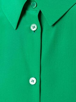 Рубашка Без Рукавов Stella Mccartney                                                                                                              зелёный цвет