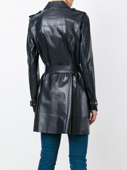Пальто С Поясом DESA                                                                                                              черный цвет