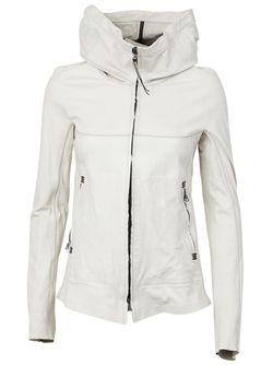 Clandestin Parchemin Platre Jacket Isaac Sellam Experience                                                                                                              белый цвет