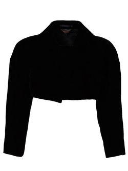 Топ-Болеро Comme Des Garcons                                                                                                              черный цвет