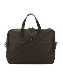 Robin Canvas Briefcase Ally Capellino                                                                                                              коричневый цвет