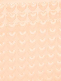 Средний Клатч С Тиснением Сердец Marc by Marc Jacobs                                                                                                              Nude & Neutrals цвет