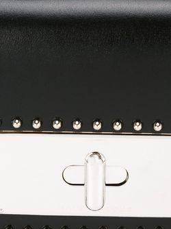 Сумка На Плечо Mischief Мини С Заклепками Marc Jacobs                                                                                                              черный цвет