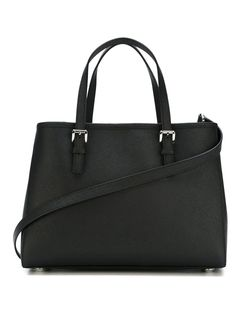 Top-Zip Tote Bag Michael Kors                                                                                                              чёрный цвет