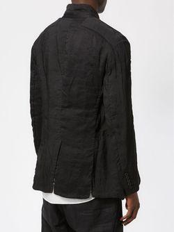 Однобортный Пиджак ZIGGY CHEN                                                                                                              черный цвет