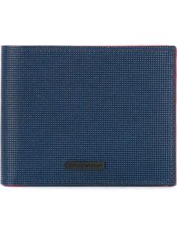 Billfold Wallet Emporio Armani                                                                                                              синий цвет