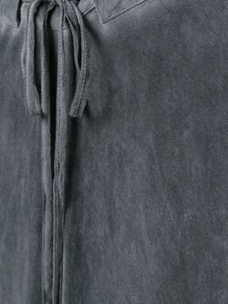 Асимметричная Юбка LOST AND FOUND                                                                                                              серый цвет