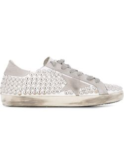 Super Star Sneakers Golden Goose                                                                                                              белый цвет