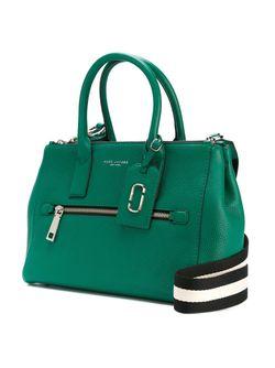 Gotham E/W Tote Marc Jacobs                                                                                                              зелёный цвет