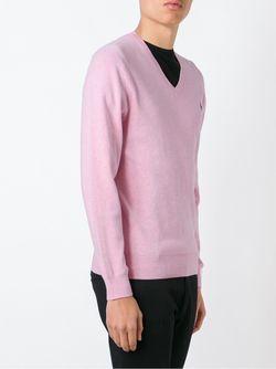 Свитер С Логотипом Ralph Lauren                                                                                                              розовый цвет