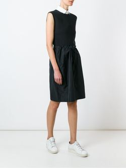 Drawstring Skirt Jil Sander Navy                                                                                                              чёрный цвет