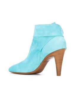 Ботинки С Бантом Roberto Cavalli                                                                                                              синий цвет