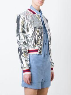 Куртка-Бомбер Ferna Isabel Marant Étoile                                                                                                              серый цвет