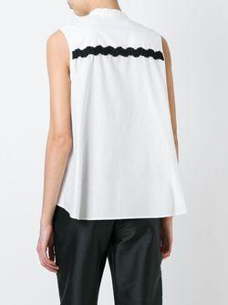Рубашка Без Рукавов Isa Arfen                                                                                                              белый цвет