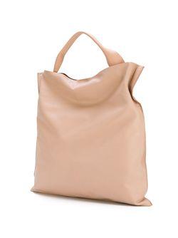 Slouchy Hobo Tote Jil Sander                                                                                                              розовый цвет